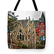 Historic Church St Louis Mo 2 Tote Bag