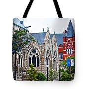 Historic Churches St. Louis Mo 1 Tote Bag