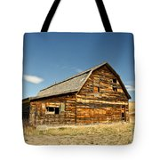 Historic Community Hall Tote Bag