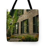 Historic Concord Home Tote Bag