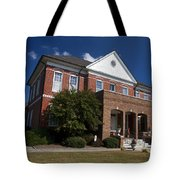 Historic Currituck Courthouse Tote Bag