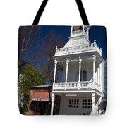 Historic Firehouse No. 1 Nevada City California Tote Bag