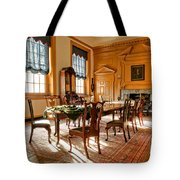 Historic Governor Council Chamber Tote Bag