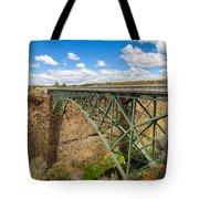 Historic Highway Bridge Tote Bag