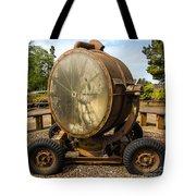 Historic Military Spotlight - Fort Stevens - Oregon Tote Bag