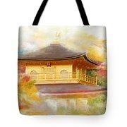 Historic Monuments Of Ancient Kyoto  Uji And Otsu Cities Tote Bag