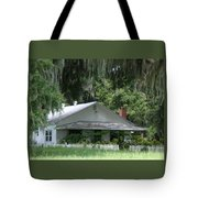 Historic Overstreet Homestead Kissimmee Florida Tote Bag