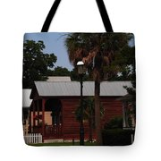 Historic Pensacola Street Tote Bag
