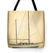 Historic Princess Tote Bag