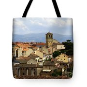 Historic Segovia Tote Bag