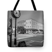 Historic Small Town In South Where Tote Bag