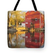 Historic Smithville Shop New Jersey Tote Bag