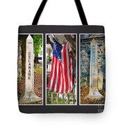 Historic State Line Tote Bag