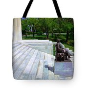 Historical Museum Building Of Buffalo Tote Bag