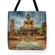 Historical Park Tote Bag