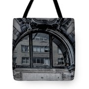 Historical Window Detail Tote Bag
