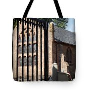History Beyond The Gate  Tote Bag