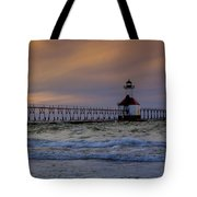 History In Action Tote Bag