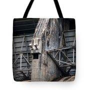 Hiwassee Dam 2 Tote Bag