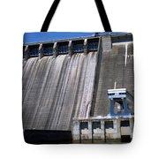 Hiwassee Dam 3 Tote Bag