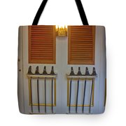 Hms Warrior Cutlasses Tote Bag