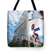 Ho Chi Minh City - Bitexco Financial Tower  Tote Bag