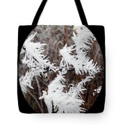 Hoarfrost 15  Tote Bag