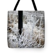 Hoarfrost 16  Tote Bag
