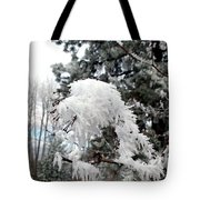 Hoarfrost 19  Tote Bag