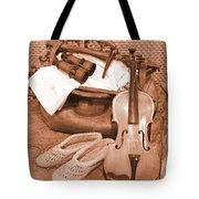 Hobbies Ready For Travel Tote Bag