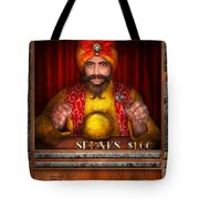Hobby - Have Your Fortune Told Tote Bag by Mike Savad