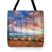 Hobe-cats Tote Bag