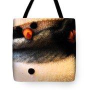 Hobo Snowman Iv Tote Bag
