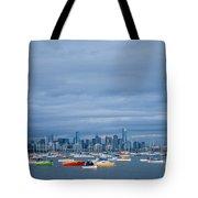 Hobsons Bay Tote Bag