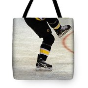 Hockey Dance Tote Bag