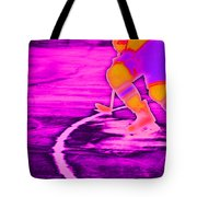 Hockey Freeze Tote Bag