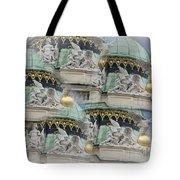 Hofburg Palace Dome Tote Bag