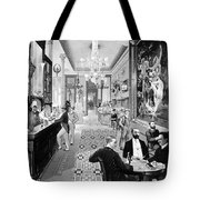 Hoffman House Bar Tote Bag