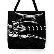 Hog Handles Tote Bag