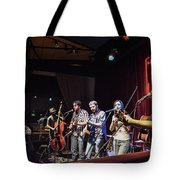 Hogmaw Band Tote Bag