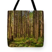 Hoh Rain Forest Tote Bag