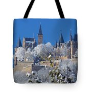 Hohenzollern Castle Germany Tote Bag