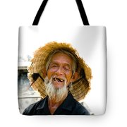 Hoi An Fisherman Tote Bag by David Smith