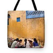 Hoi An Noodle Stall 04 Tote Bag