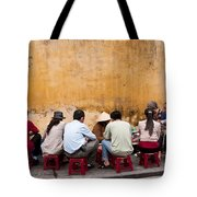 Hoi An Noodle Stall 05 Tote Bag