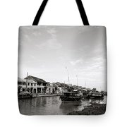 Hoi An Riverfront Tote Bag