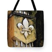Hoi An's Fleur De Lys Tote Bag