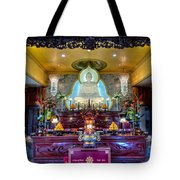 Hoi Thanh Buddhist Temple Tote Bag
