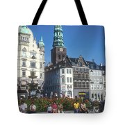 Hojbro Square Tote Bag