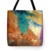 Hold On Until Tomorrow Tote Bag